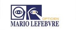 Opticien Mario Lefebvre
